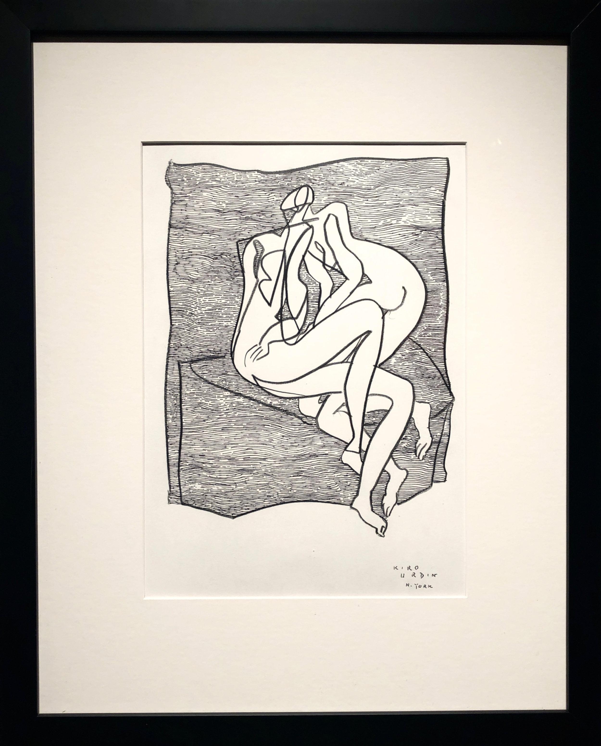 Nude II - (14 x 11)