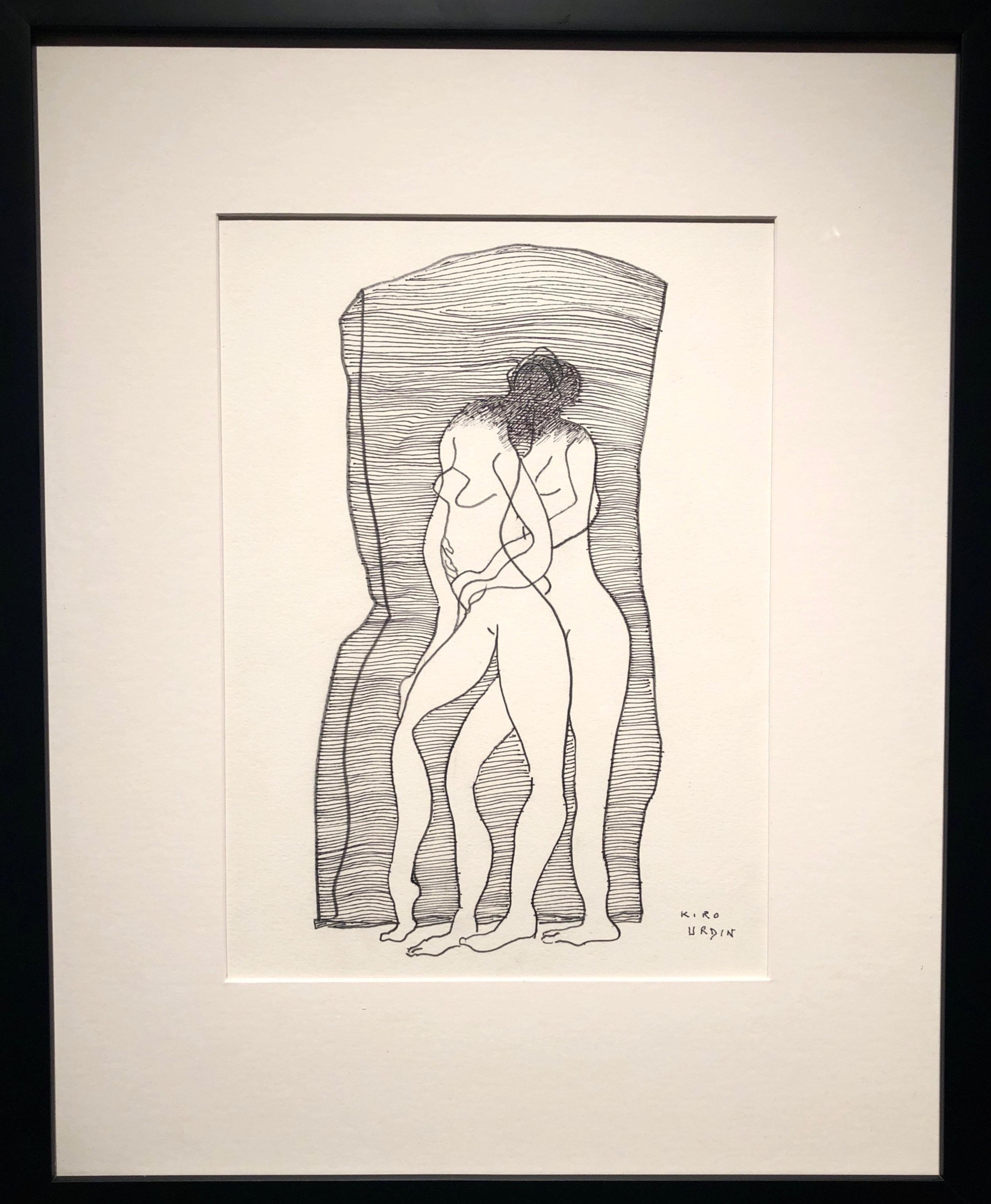 Nude III - (14 x 11)