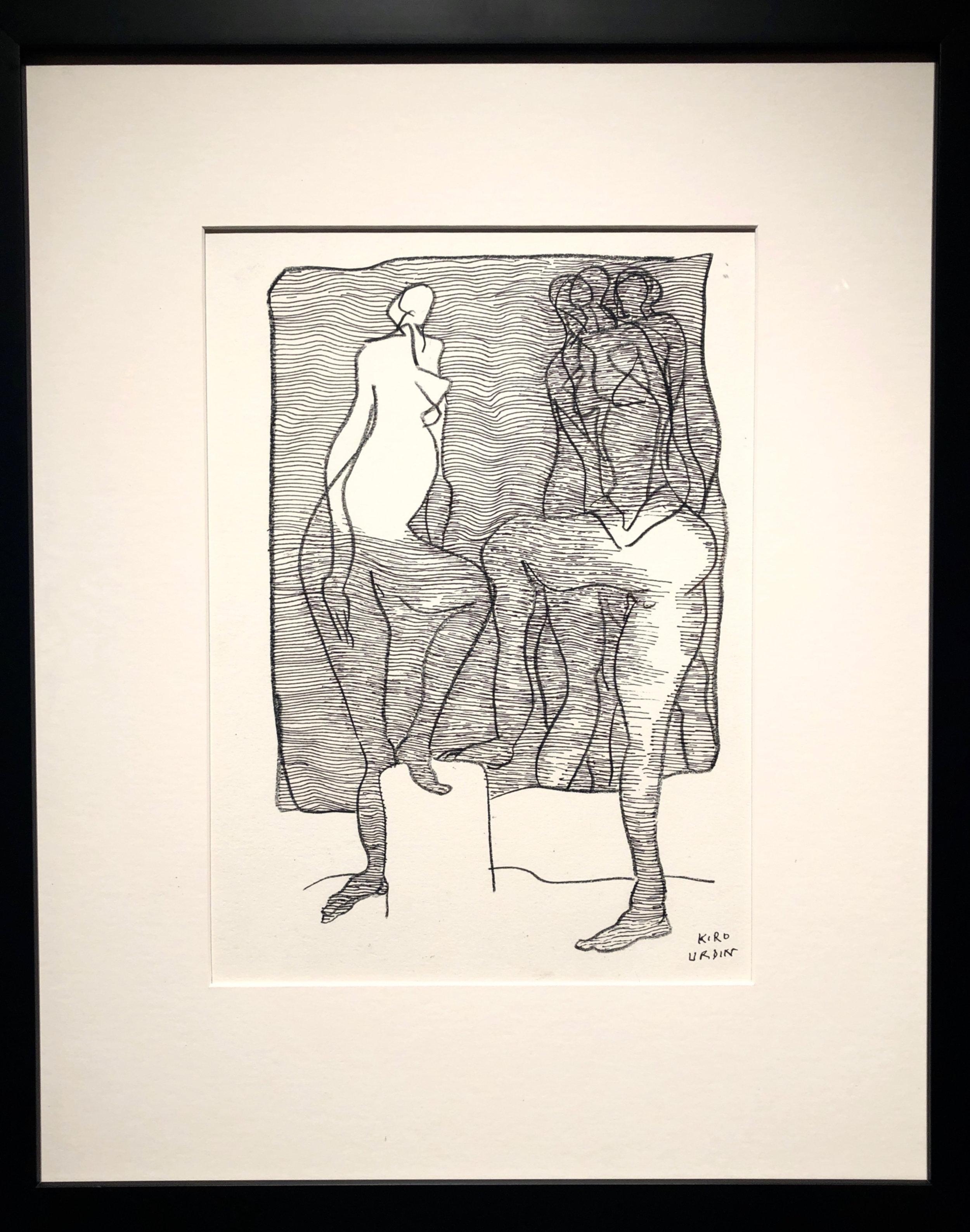 Nude V - (14 x 11)