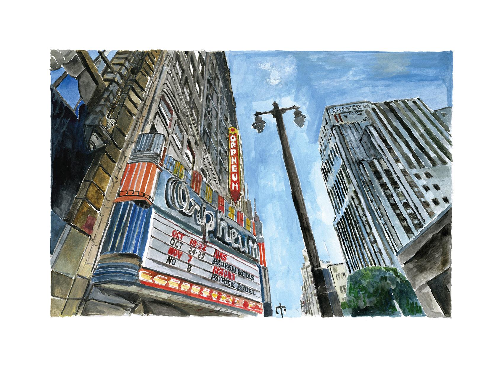 Theatre Downtown L.A