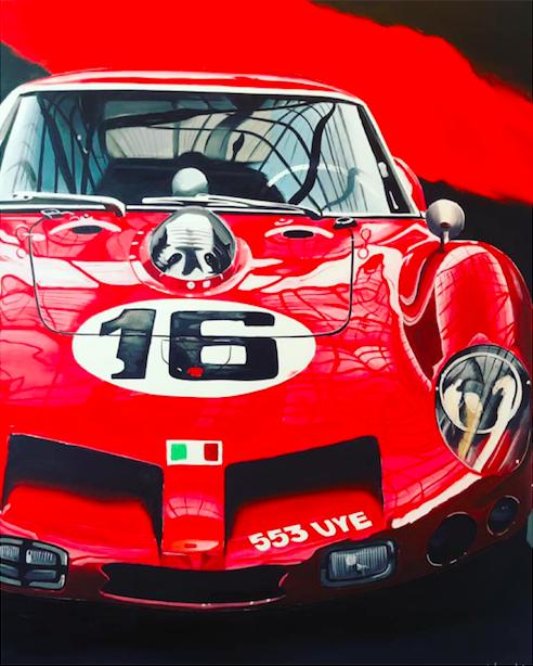 1962 FERRARI 250 GTO BREADVAN