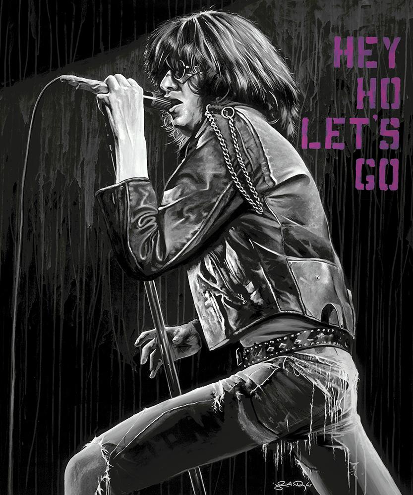 HEY, HO, LET'S GO!