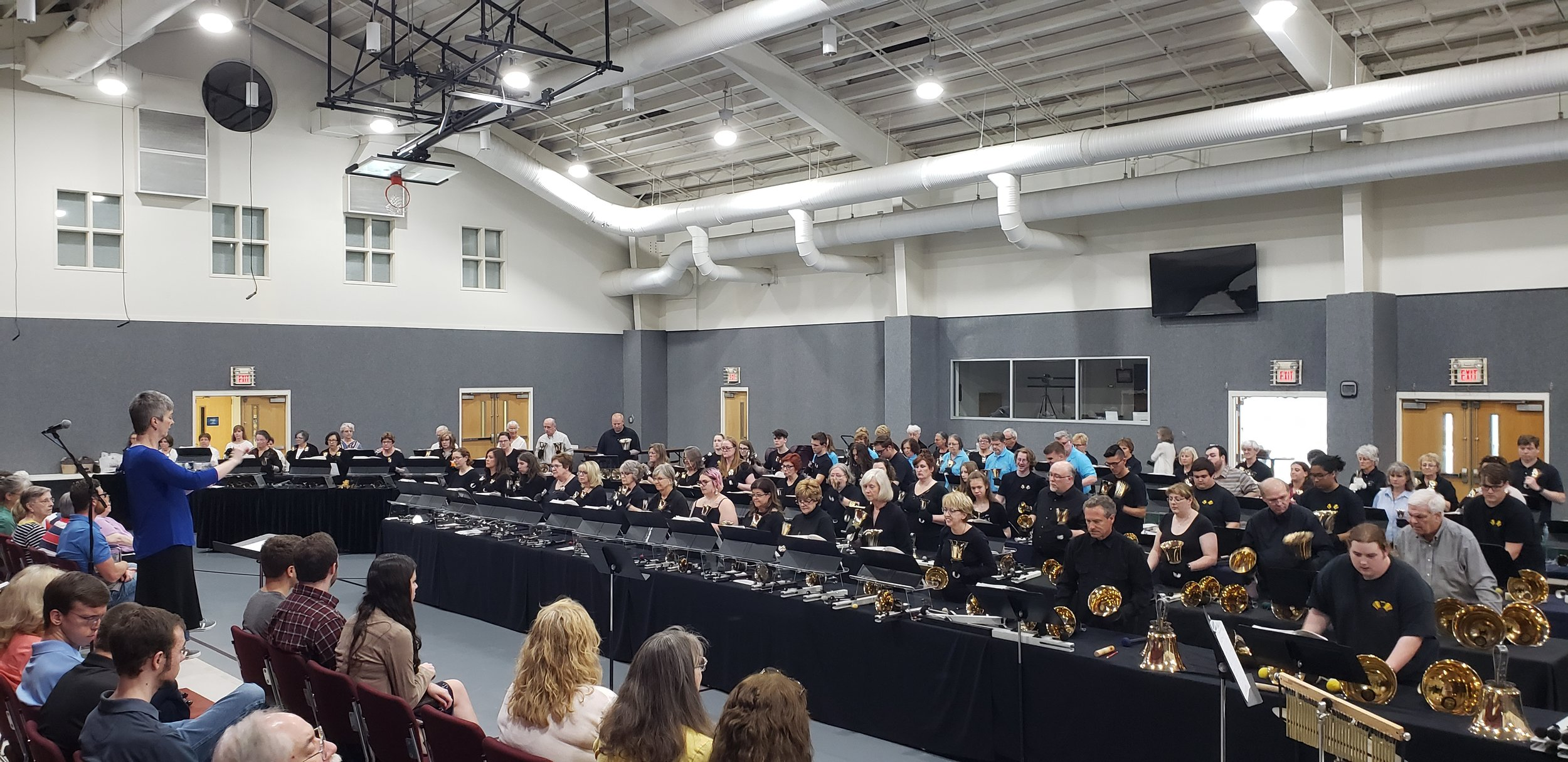 Our Festival - 2020 KNOX AREA HANDBELL FESTIVALLOCATION: Grace Lutheran Church, 9076 Middlebrook PikeKnoxville, TN 37923DATES: March 27 & 28, 2020CLINICIAN: Stevie BerrymanCOST: $150 per choir or $25 per ringer up to 6 ringers in an ensemble