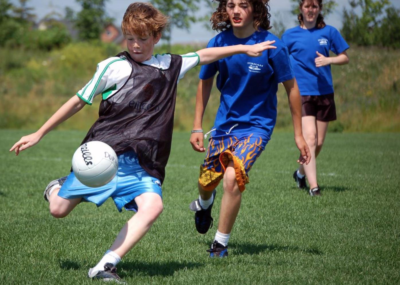 Football for Kids -