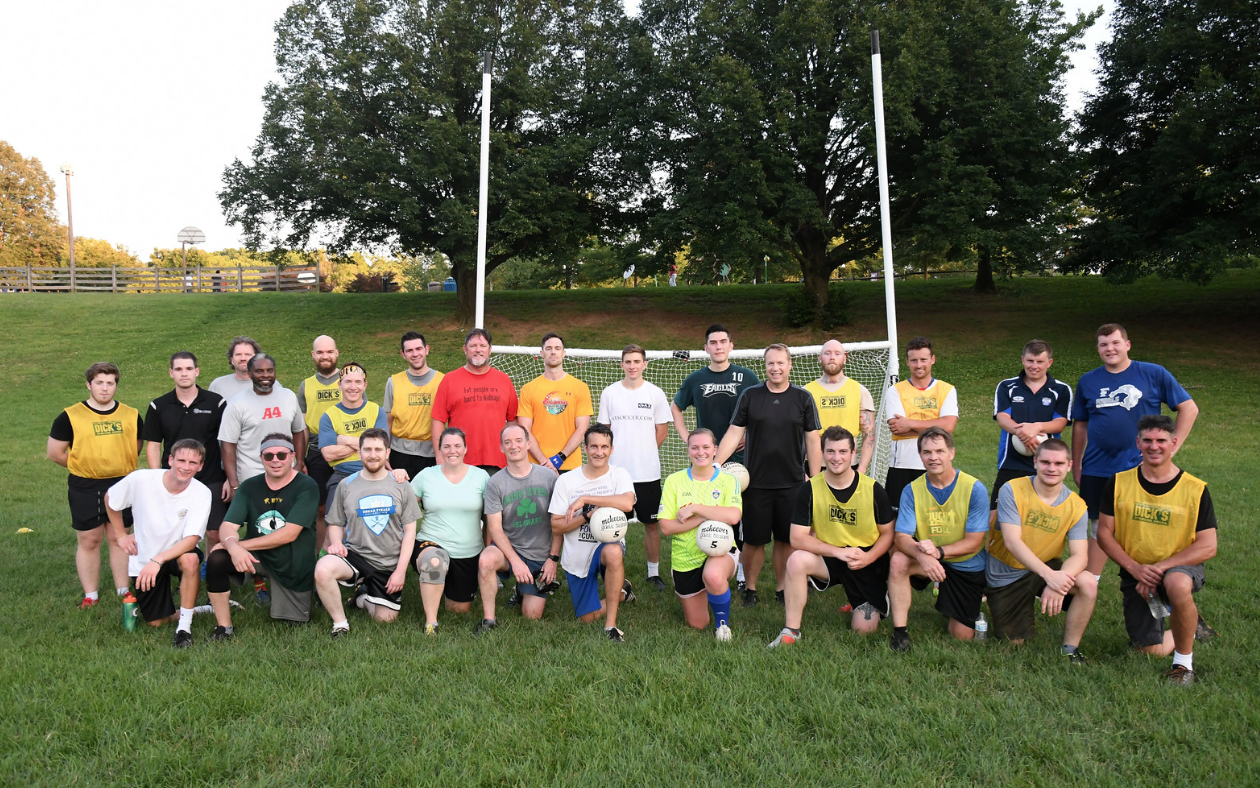 Summer evening matches in Fairfax City have been another hit, with a great mix of folks from the DMV.