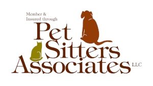 Kali's Cottage Pet Boarding is a proud member of, and fully insured by, Pet Sitters Associates.