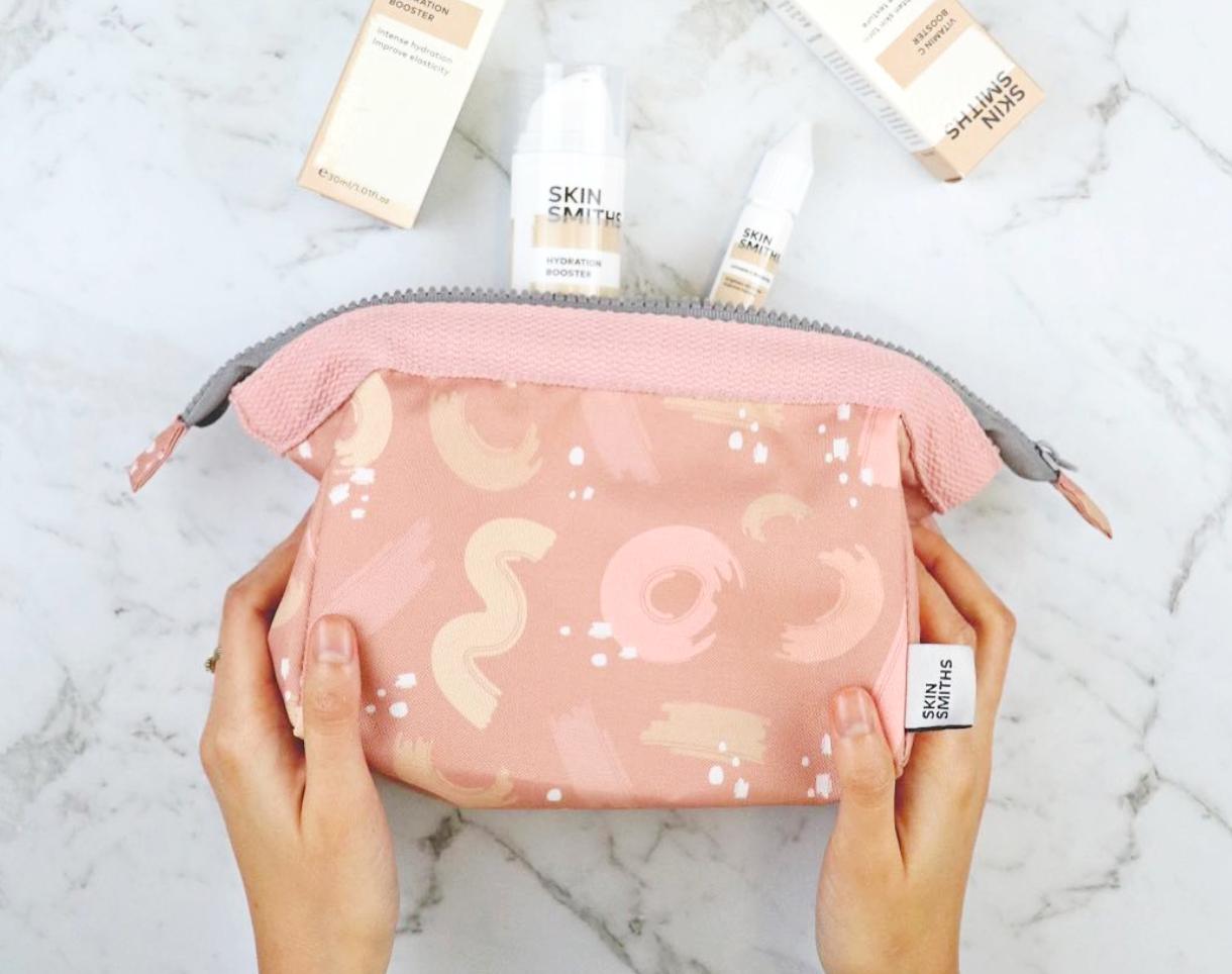 Skinsmiths Cosmetic Bag