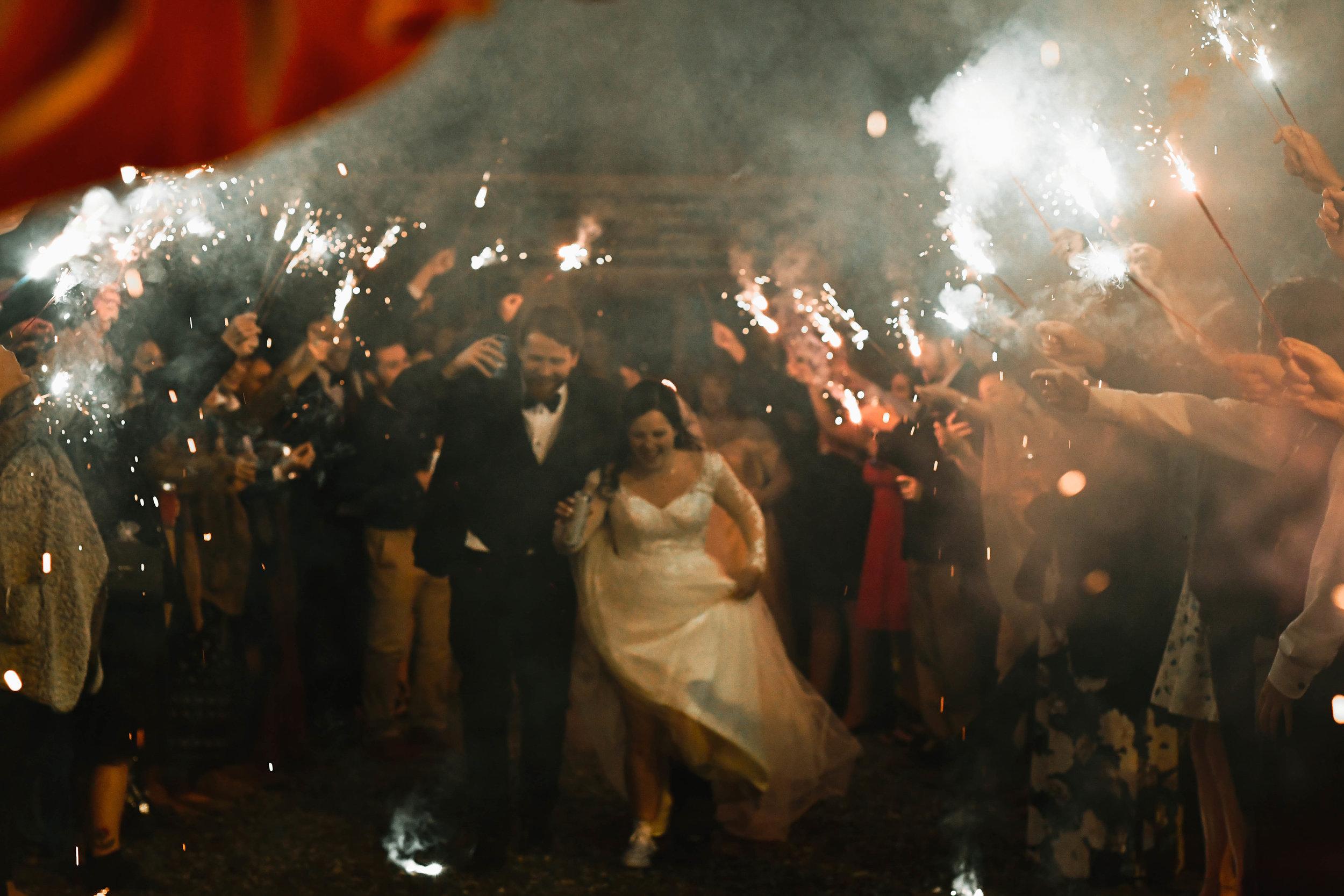 Mr. & Mrs. Konrad - WEDDING AT THE LONGHOUSE