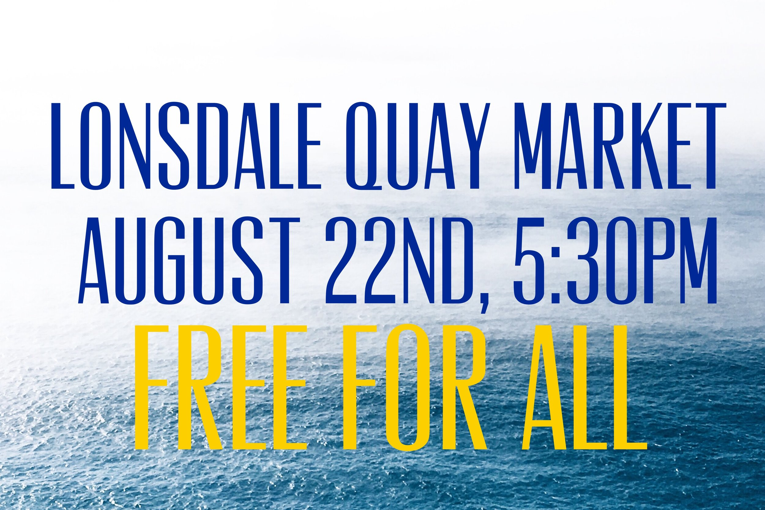 Waterfront Bliss - FREE FOR ALLbring your own mat, meet at the waterfront!see you there.namaste.