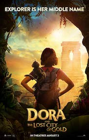 Dora and the Lost City of Gold, 2018