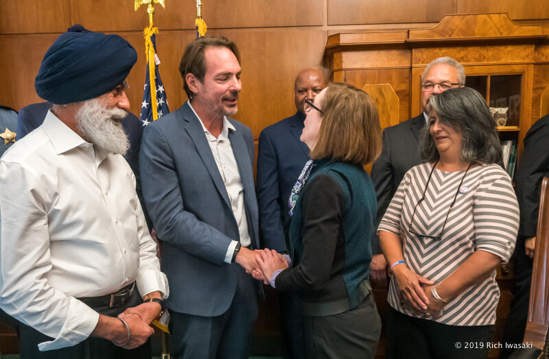 New bias crime law signed by Governor - On September 16, 2019, Governor Kate Brown signed Oregon's new bias crime bill, SB 577, into law. Dr. Blazak will serve as the vice-chair of the steering committee that will oversee its implementation.