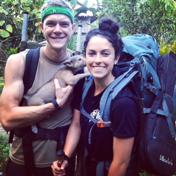 Aimee & Adam Wallis - Thailand | Burma