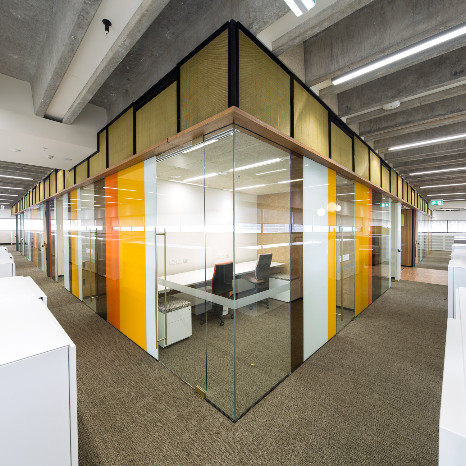 UTS Building 1 Fitout - 2016 - NSW AIA Interior Design Commendation