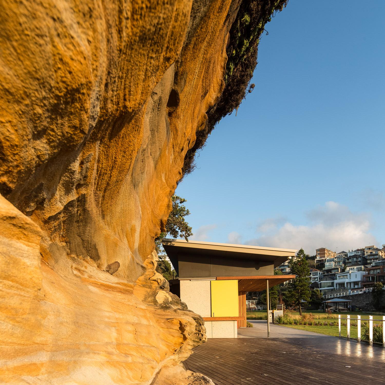 Tamarama Kiosk + Services Building - 2015 - NSW AIA Urban Design Award