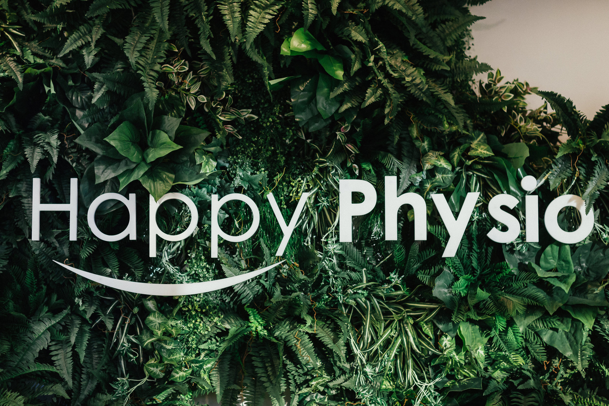 Happy Physio Launch -
