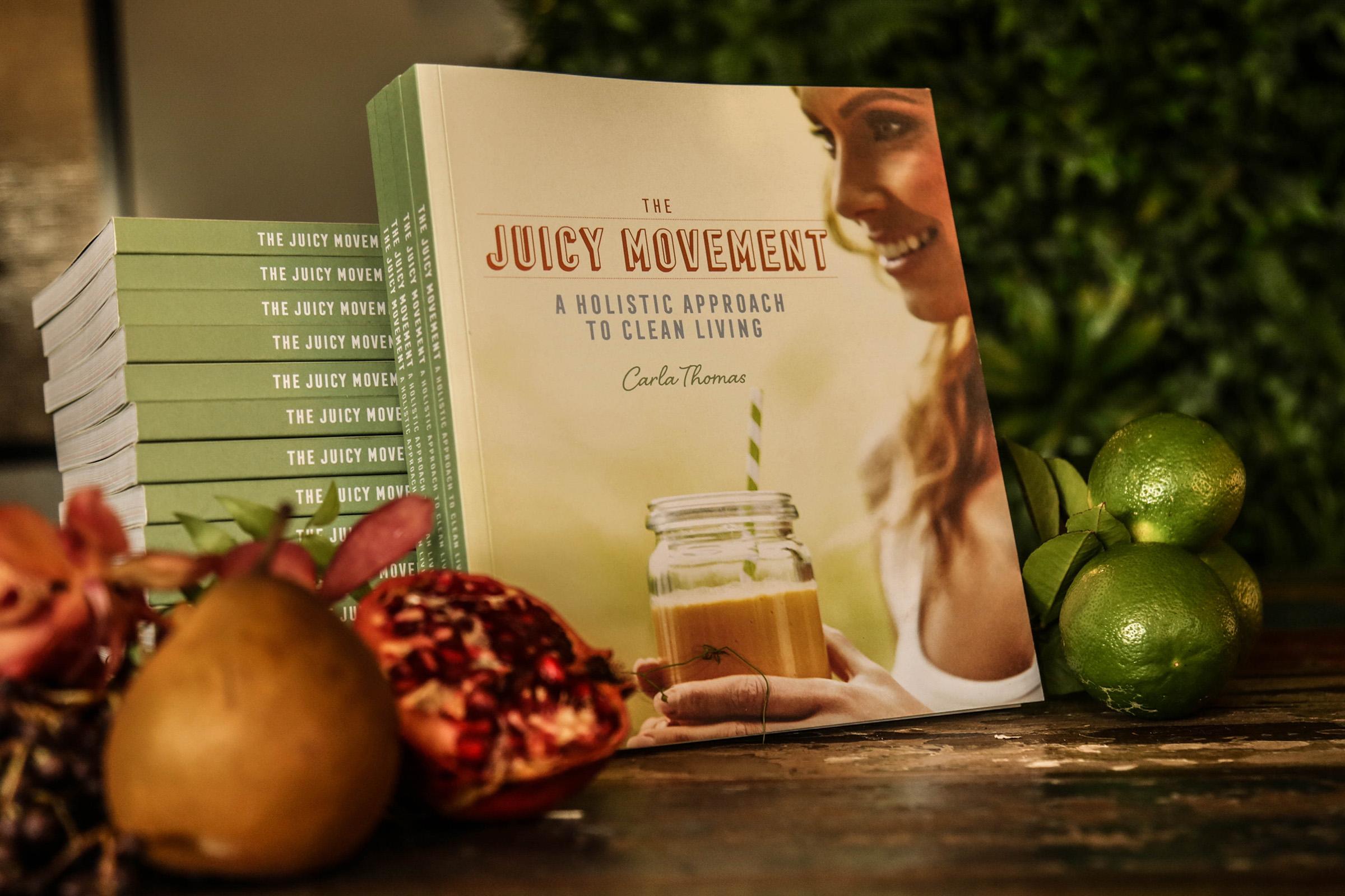 The Juiciest Book Launch Ever! -