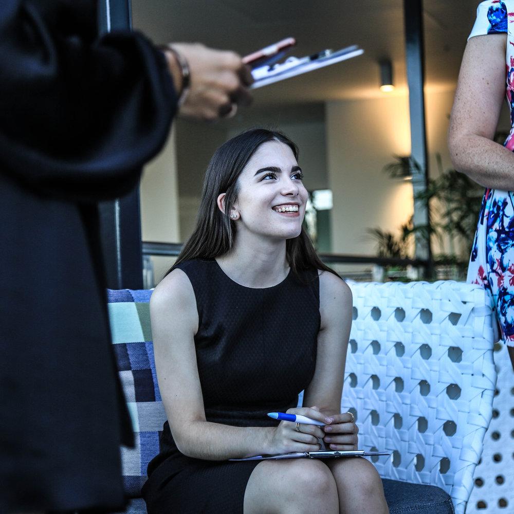 Sophie BenhamEvents Co-ordinator (Former KAE intern)Chamber Of Commerce & Industry -