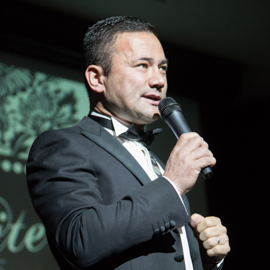 Peter BellRadio & Television Personality, MC, Commentator -
