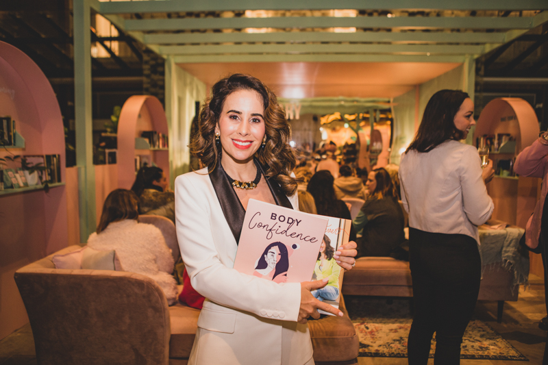 Dr Kat's Body Confidence Book Launch -