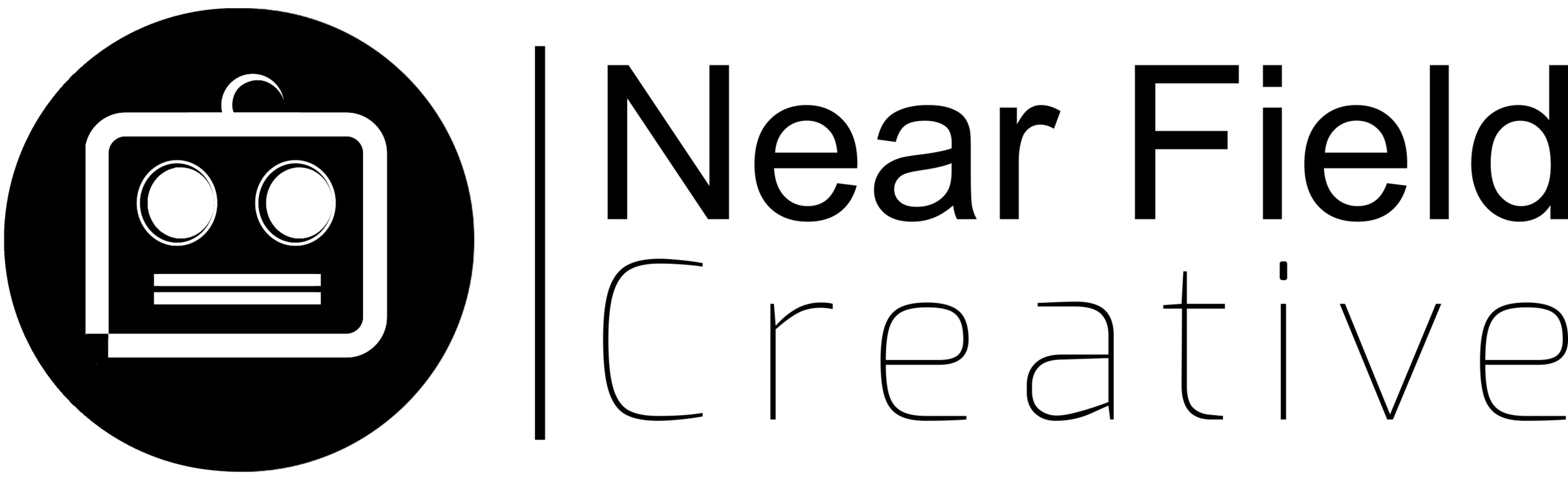 Near Field Creative Combination Logo White BG #2.png