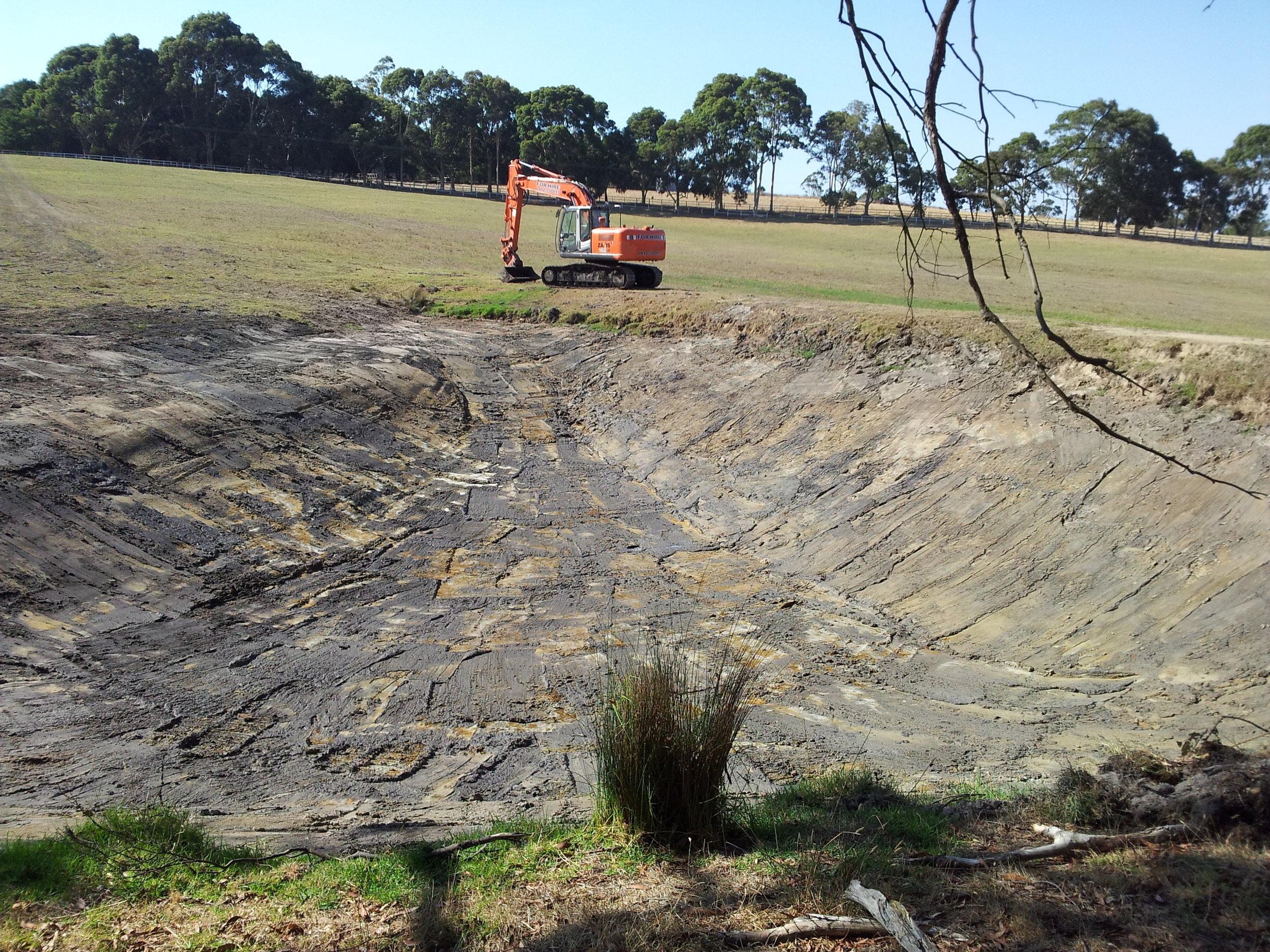 Dam Refurbishment