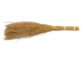 Code: EE#010 Warabake (Brush) Handcrafted $14.00