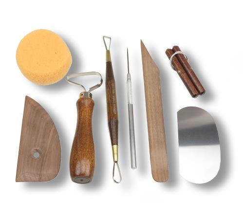 Code: EE#098 8 Piece Tool Set (Beginner Set) $33.00