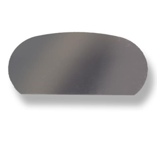 Code: EE#085 Smooth Rib Aluminum $6.50