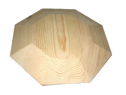 Code: EE#052 Octagon Mould 300x300x50mm $100.00