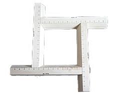 Code: EE#038 Adjustable Mould Square - 55mm Lip $110.00