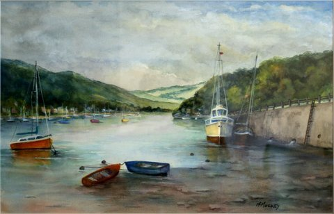 Changing Tide, Dartmouth