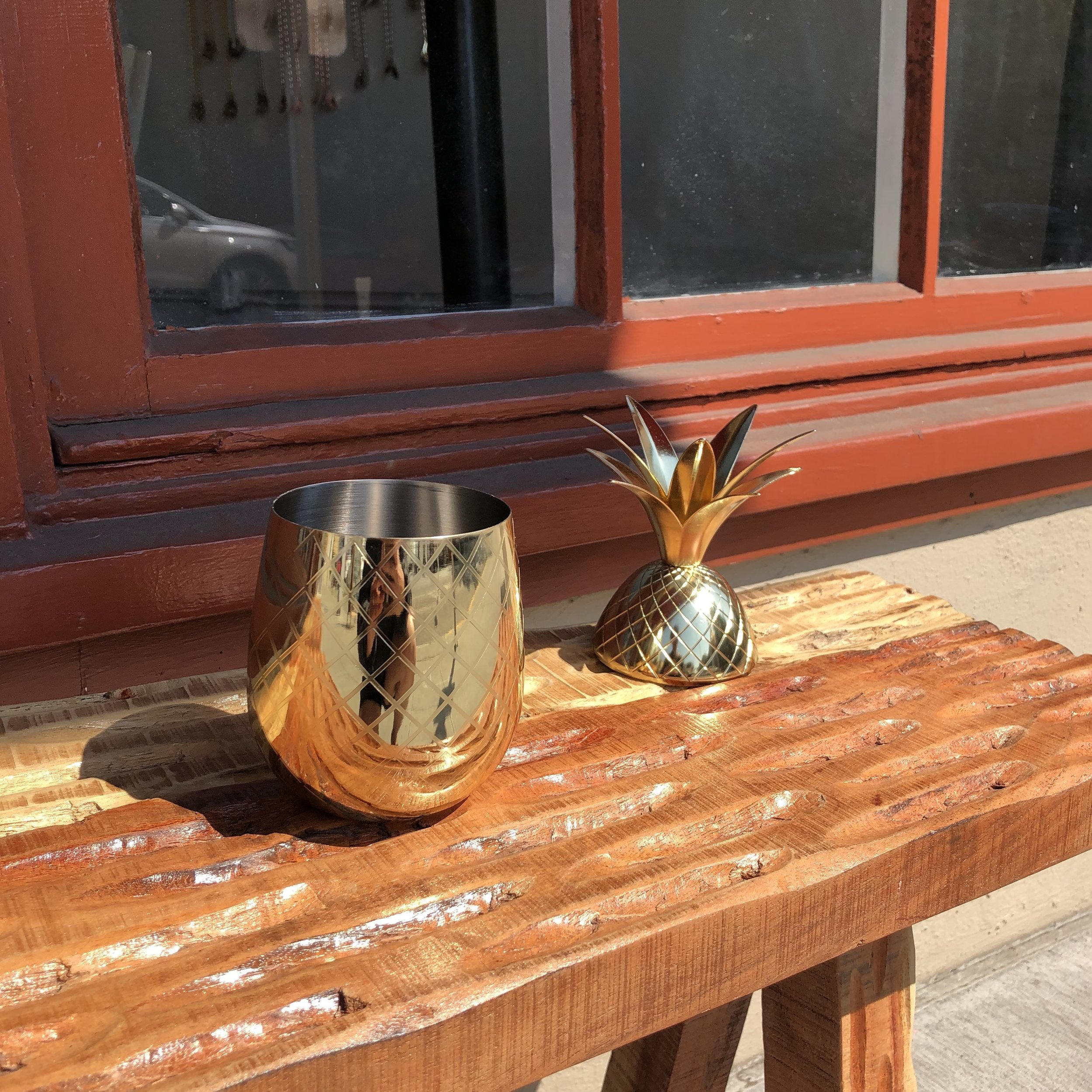 goblets, tiki mugs, and cups
