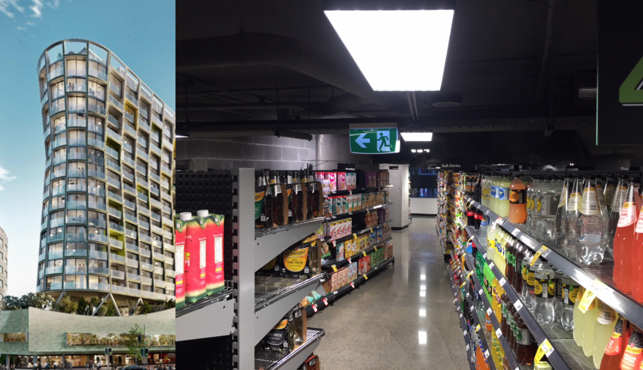 - Despite initial confusion, it has been revealed the inexplicably low ceilings in the new Kings Cross Woolies Metro were in fact designed to cater to the local community's way of life.