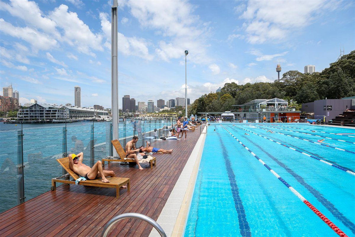 - Andrew 'Boy He's Packin' Charlton Pool has chosen to fully accept its cruising culture by adding a 'D' to the end of its abbreviation.  The local baths seem to have overtaken North Bondi as the summertime beat of choice, largely due to the lack of annoying sand and incessant howl of