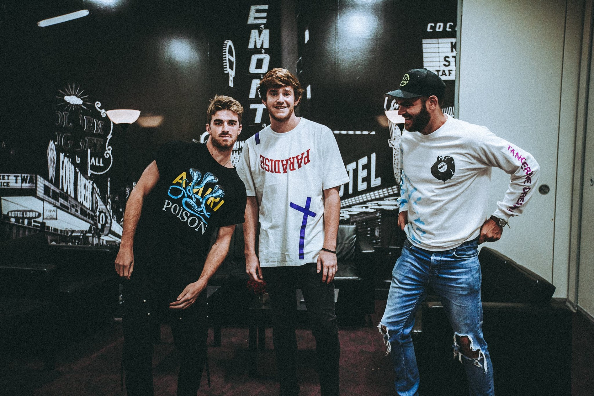 The chainsmokers NGHTMRE