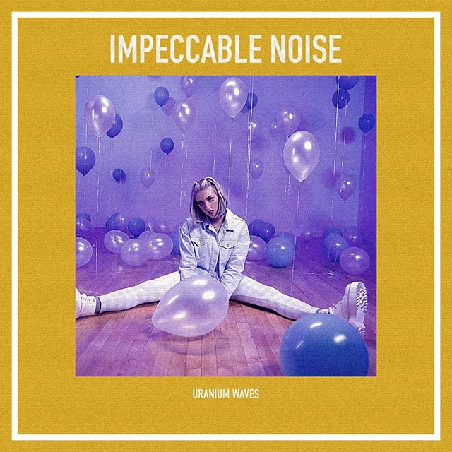 View our Spotify playlist 'Impeccable Noise'. It features many amazing artists from all around the world ❤️🖤 #spotify #uraniumwaves  #playlistspotify #musicdiscovery #cutenoise