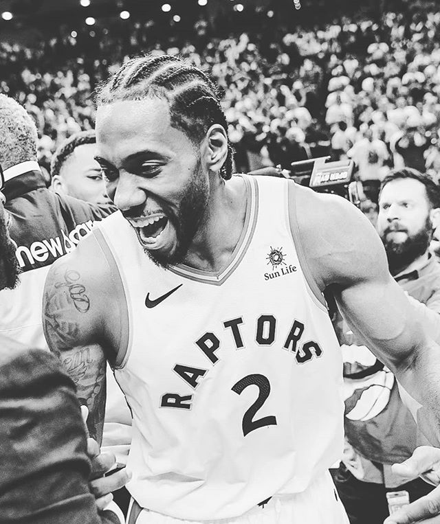 kawhi Leonard Thank You for the season! #Toronto #raptorsfinals #wethenorth #kawhileonard