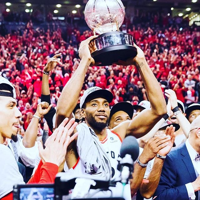 Congrats To the Raptors for dominating the Eastern conference  #ohcanada #raptors #easternconference #kawhileonard #drake #wethenorth