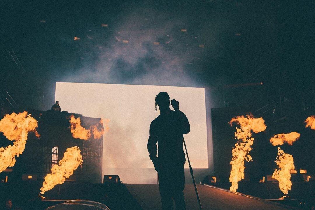 Travis Scott Unveiled Album Jackboys Uranium Waves