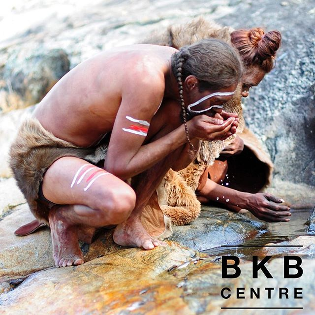 """When a group of people first arrived at a gramma only the eldest - the decision maker - would drink the water first. This elder would ensure the water was safe."" . Kevan Davis, Nyoongar Elder . . #BilyaKoortBoodja  #NyoongarCulture  #Environmental  #BKBCentre  #Northam"