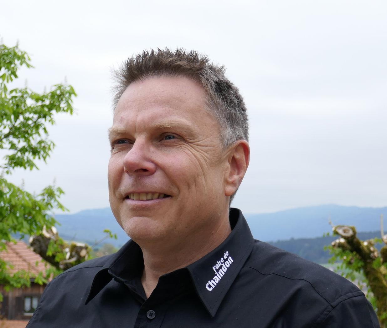 Le président :  Ervin Grünenwald