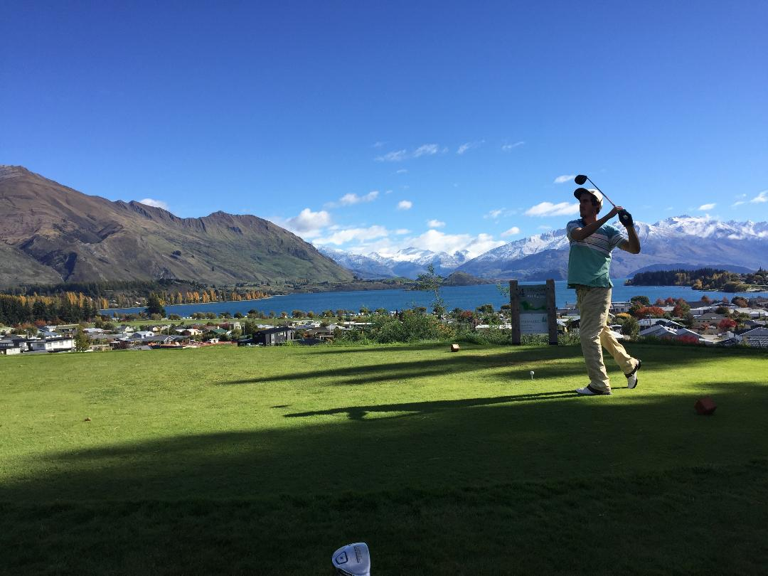 Wanaka golf tours
