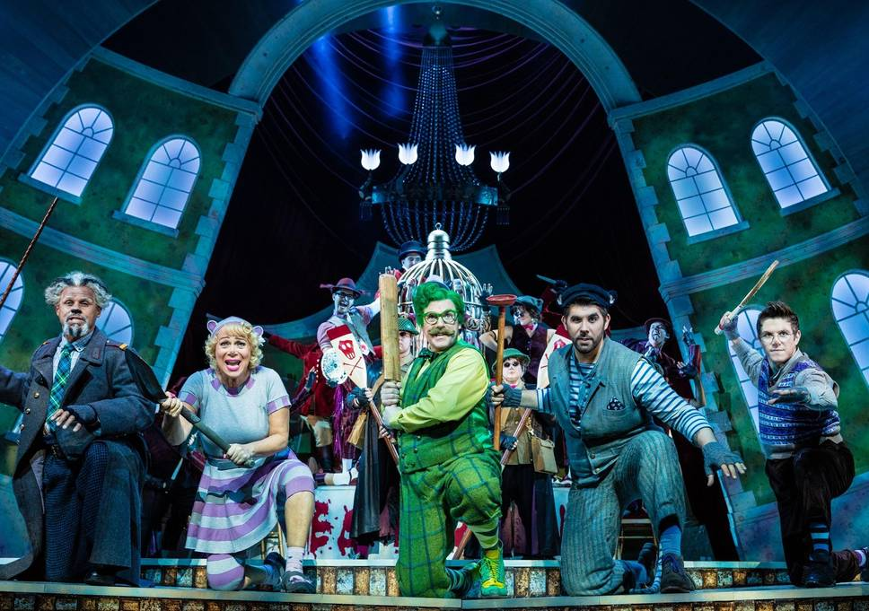 LONDON PALLADIUM - WIND IN THE WILLOWS