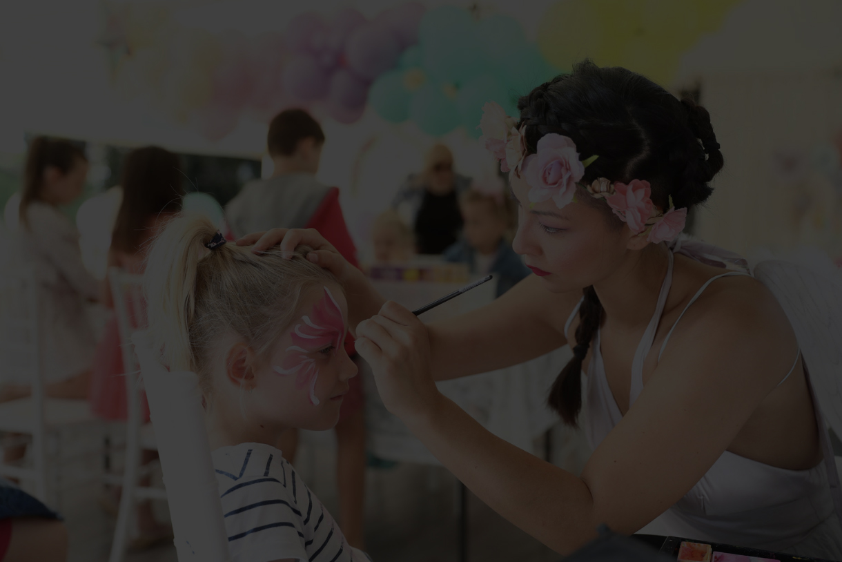 FACE PAINTING$70/hour -
