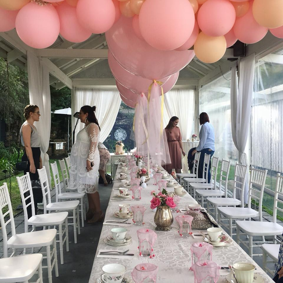 Beautiful balloons by Love & Wishes Event Styling