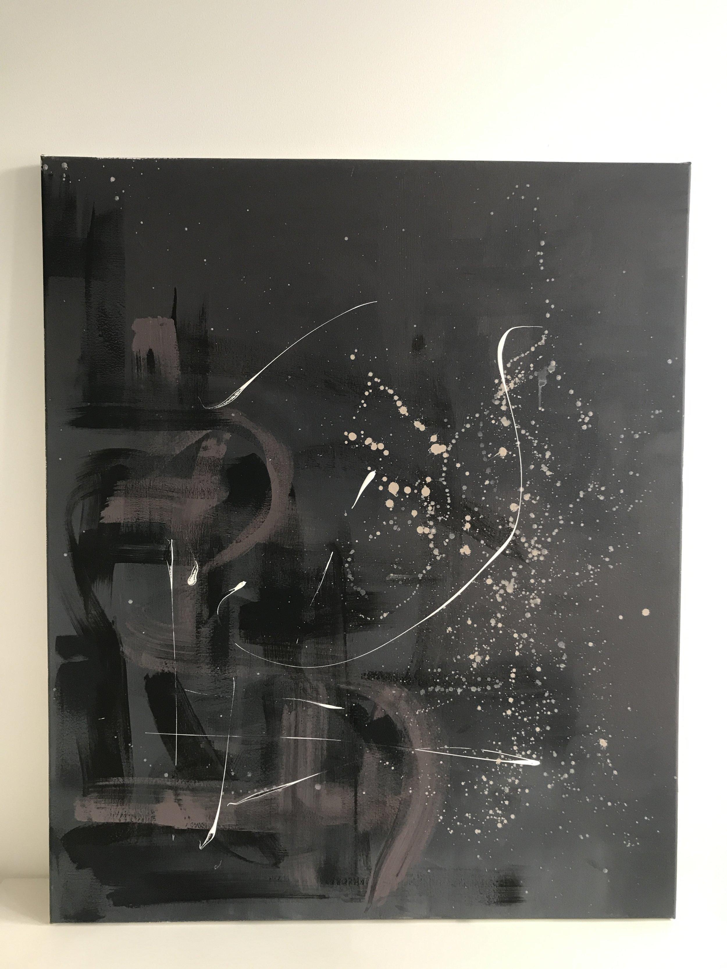 dream, 2017  100cm x 120cm, 850€