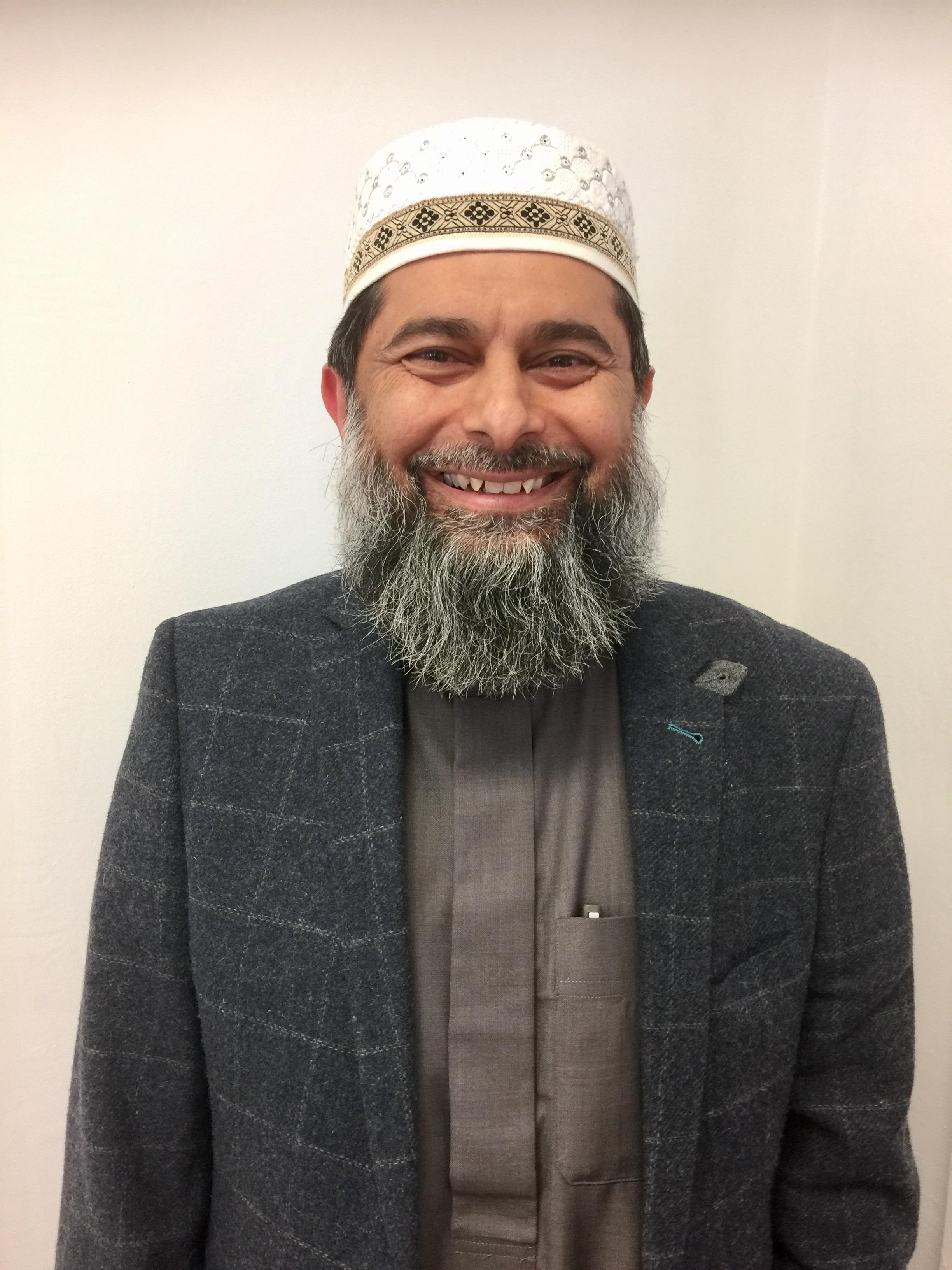 Shaykh Ibrahim Mogra