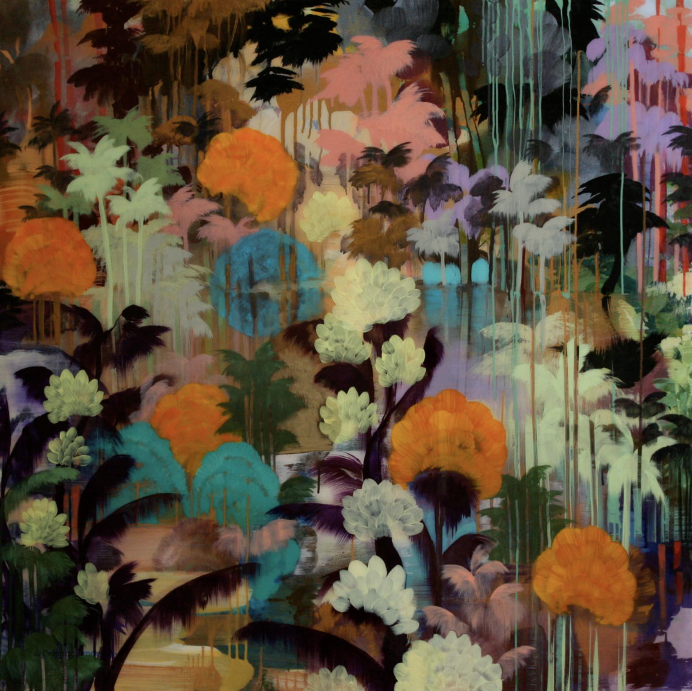 Artwork by Orlanda Broom
