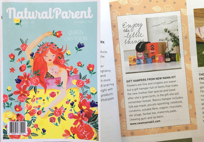 The Natural Parent Magazine - SPRING 2017 ISSUE