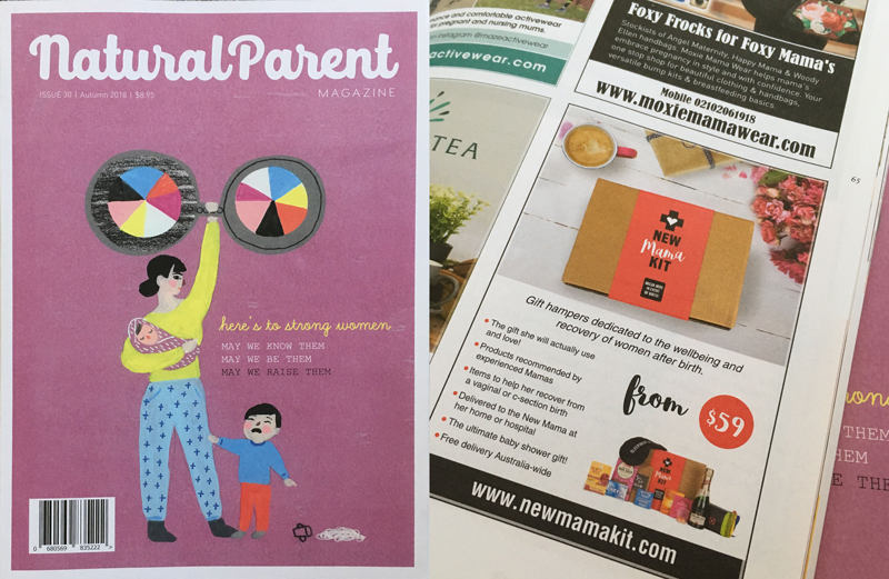 The Natural Parent Magazine - AUTUMN 2018 ISSUE